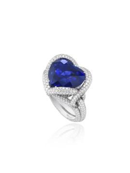 Haute Joaillerie ring 829182-1003