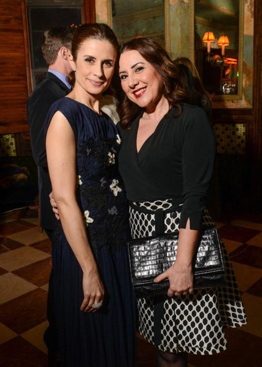 Livia Firth y Raffaella Rossiello