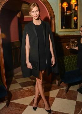 Karlie Kloss, modelo.