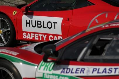 hublot ferrari at manufacture hublot nyon switzerland march 2014