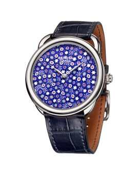 Arceau-Millefiori_41mm_blue