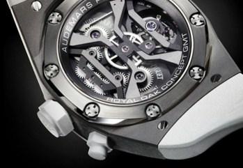 Audemars Piguet Royal Oak GMT Tourbillon Concept Watch