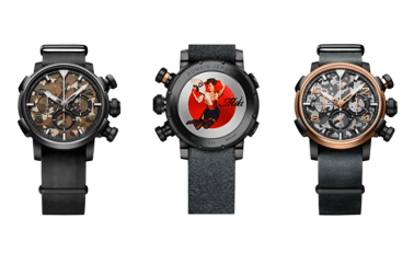 Romain Jerome Nose Art Collection.