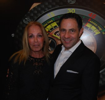 Bárbara y Sergio Berger