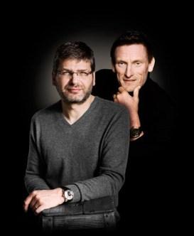Robert Greubel y Stephen Forsey