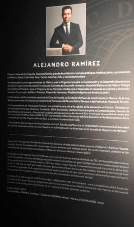 MONTBLANC DE LA CULTURE ARTS PATRONAGE AWARD 2014
