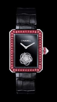 Chanel premiere tourbillon volante rubies