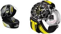 Tissot T-Race Thomas Lüthi Edición Limitada 2014, con 2,112 piezas a nivel mundial