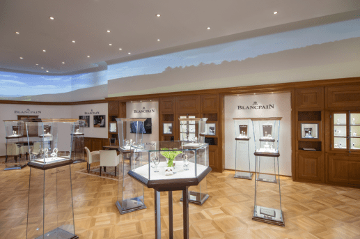 Blancpain Boutique New York