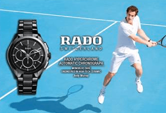 RADO ANDY MURRAY