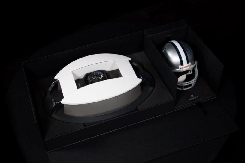 Hublot Dallas Cowboys Watch and box LD
