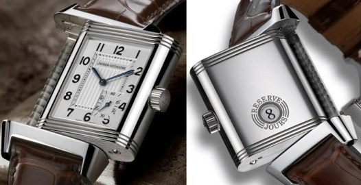 Jeager Le-Coultre, Reverso.