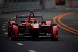 FIA Formula E - First Practice Session Beijing E-Prix, China Saturday 13 September 2014. Photo: Glenn Dunbar/LAT/ Formula E ref: Digital Image _W2Q1302
