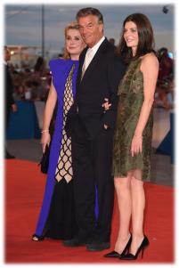 Catherine Deneuve, Director Benoît Jacquot y Chiara Mastroianni