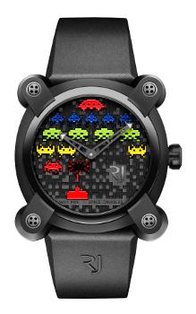 RJ-Romain Jerome Space Invaders®