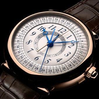 Chronograph Watch Prize: De Bethune DB29 Maxichrono Tourbillon