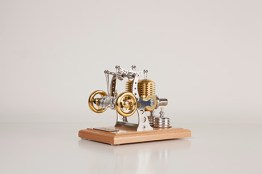 Böhm Stirling Engines
