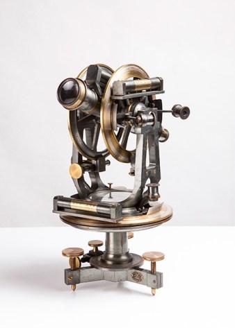 Tacheometer de Gritti´s collection.
