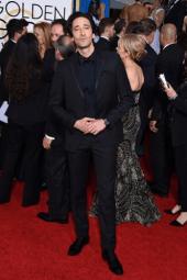 Adrien Brody viste el Bvlgari Bvlgari Velocissimo
