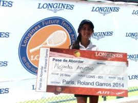 LONGINES FUTURE TENNIS ACES 2015