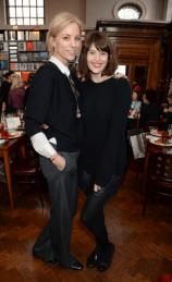 Kate Driver y Gemma Artenton