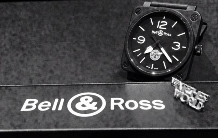 BELL ROSS BASELWORLD 2015