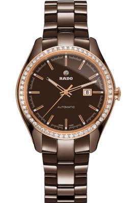 Reloj automático Rado HyperChrome Diamonds
