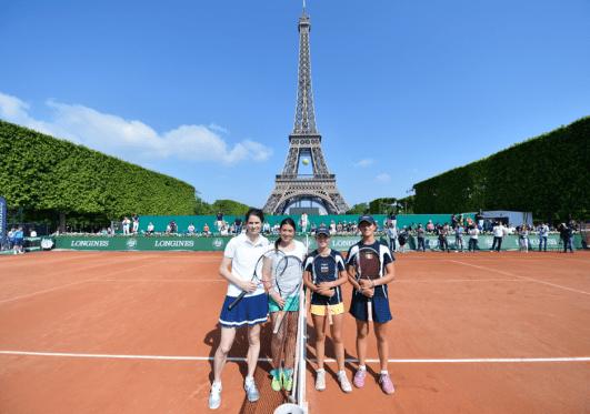 LONGINES Future Tennis Aces