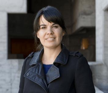 Gloria Cabral, discípula de arquitectura
