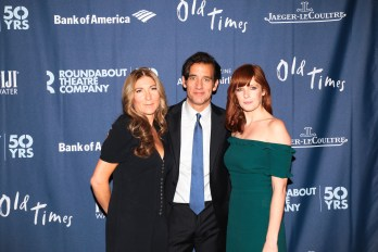 Kelly Reilly, Clive Owen, Eve Best
