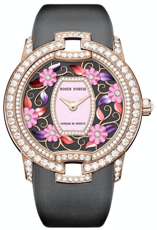 Roger Dubuis Blossom Velvet 2
