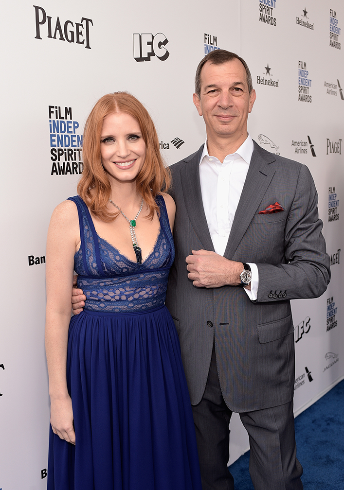 Piaget At The 2016 Film Independent Spirit Awards