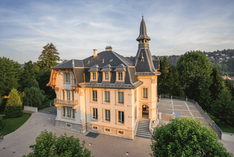 Le Locle Manufacture 3