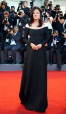 Zhao Wei wearing Jaeger-LeCoultre watch_73rd Venice Film Festival-Courtesy of Jaeger-LeCoultre