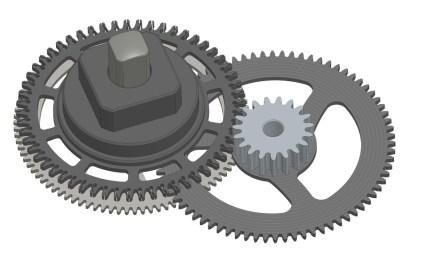 center-wheel