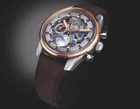 CHRONOMASTER EL PRIMERO GRANDE DATE FULL OPEN-ZENITH-1