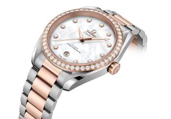 Omega-Baselworld-2017-Aquaterra-Lady-5