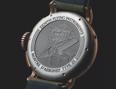 Pilot Extra Special Chronograph-Zenith-2