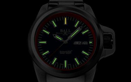 BALL Watch Engineer Hydrocarbon Devgru-2