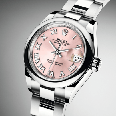 Rolex-Oyster Perpetual Lady-Datejust 28