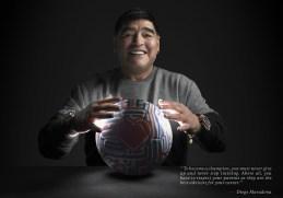 Hublot-Ambassador-Diego-Maradona---Champion-advice