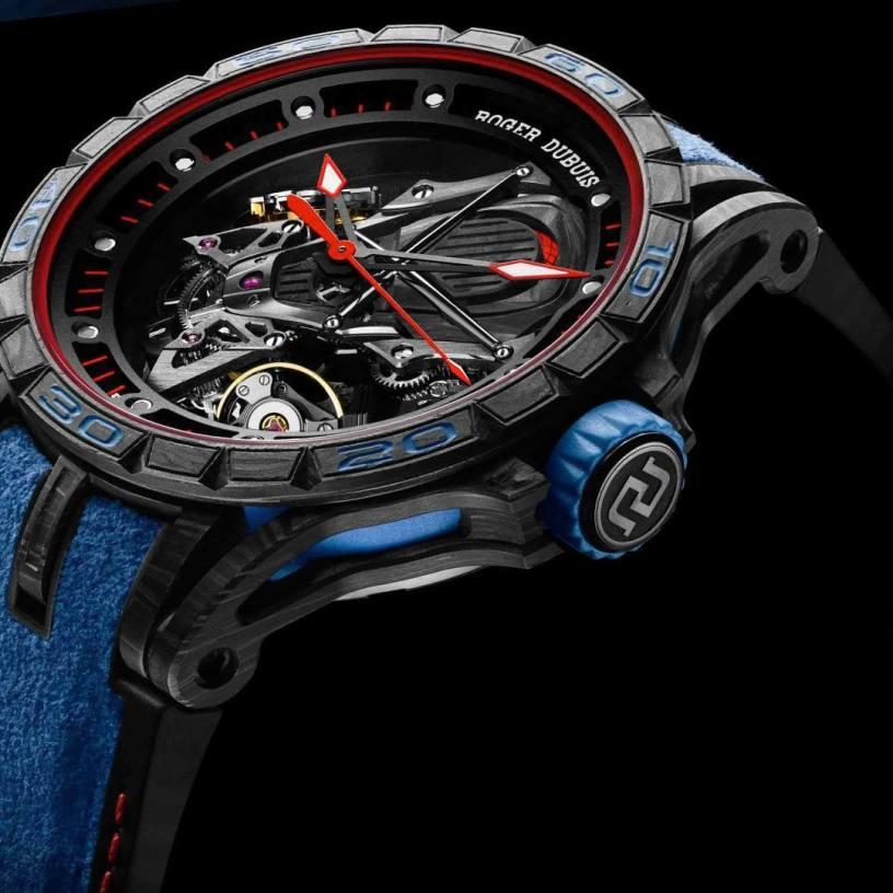 Excalibur Aventador S Blue-