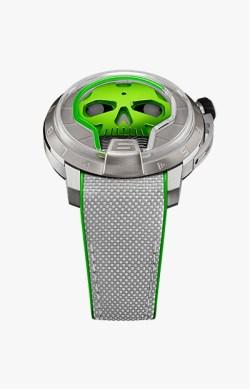HYT Skull 48-8 mm Green