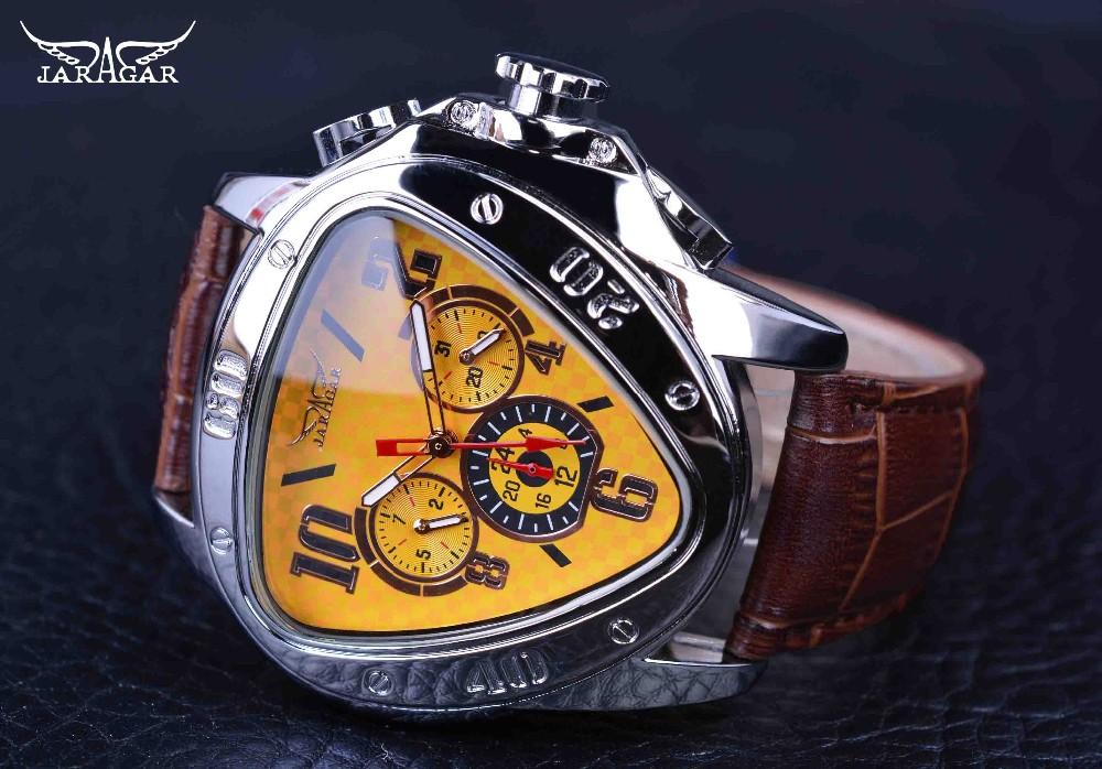 Automatic Jaragar Watch