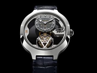 Louis Vuitton FLYING TOURBILLON POINCON DE GENEVE