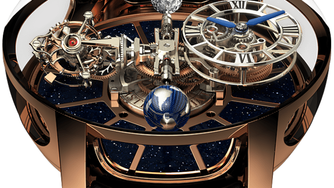Jacob & Co. Astronomia Tourbillon