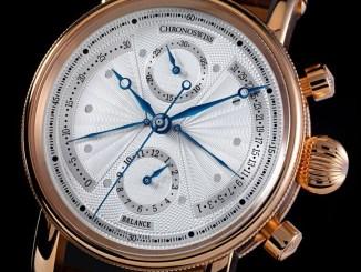 Chronoswiss Sirius Chronograph Retrograde
