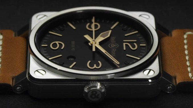 BR03-92 Golden Heritage