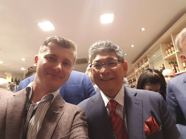 Andrei Kluska & Peter Chong
