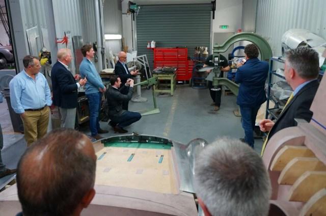 Aston Martin Works tour